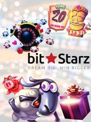 Bitstarz Banner