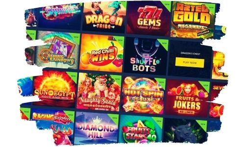Pokie Spins Casino Games