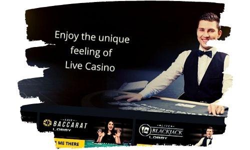 Pokie Spins Live Casino