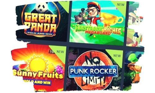 Pokie Spins Casino New Games