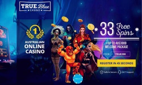 Trueblue Casino Registration